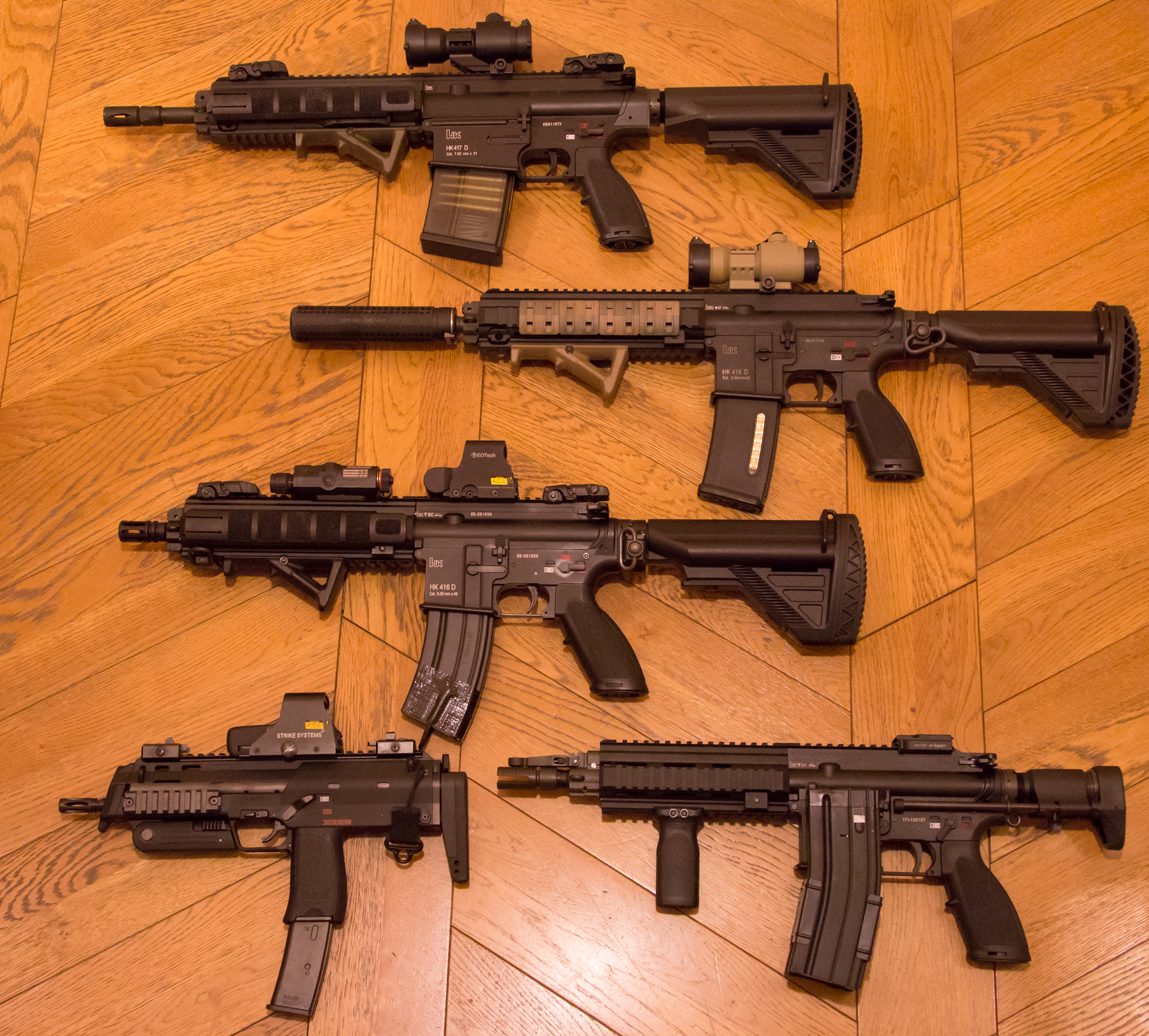 France-Airsoft > Groupe Hk 416' Lovers
